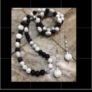 1. Necklace/Earrings